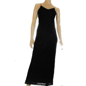 Rampage Clothing Co - Black Evening Gown - Size M